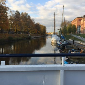 Centralt i Uppsala